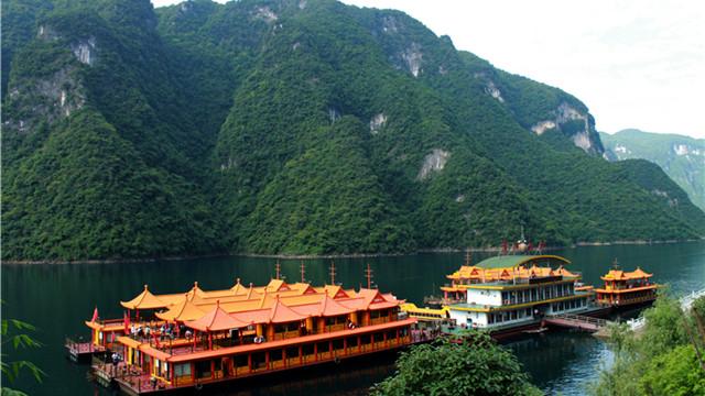 【襄阳起止】【宜昌】三峡大瀑布、三峡人家、清江画廊火车3日游