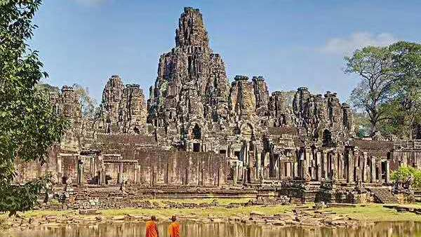 【东南亚-柬埔寨】佛光柬影-柬埔寨5日游