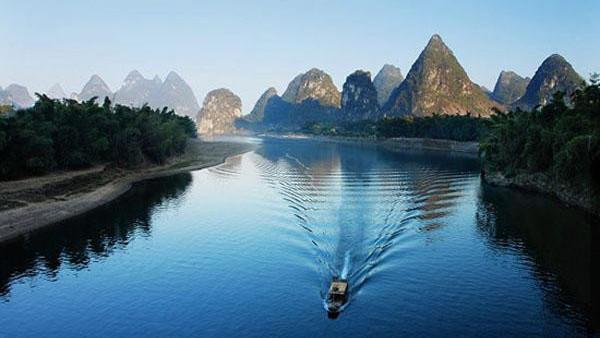 【漓水有情】-桂林、漓江、银子岩、山水间或梦幻、訾洲象山、木龙湖双卧5日游