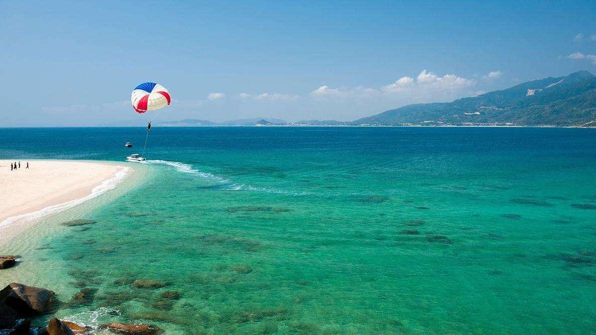 三亚独家真品质《海景到位》双飞五天-亚龙湾玩水一整天8大玩法0元体验